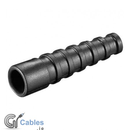 Cable relief for BNC RG-59 Plugs