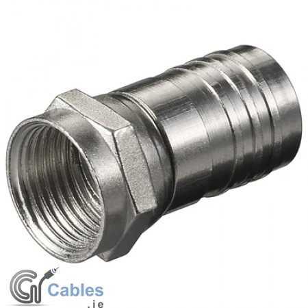 F-Crimp-Plug ø 7 - 8.5 mm