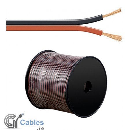 100m Speaker Cable 2 x 1.5 mm² CCA