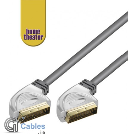 Home Theatre Scart Cable