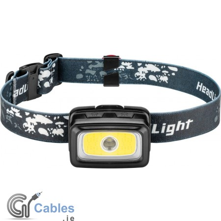 LED Headlamp High Bright 240