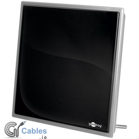 Active DVB-T Indoor Aerial with LTE/4G Filter