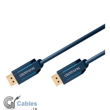 Professional DisplayPort Cable