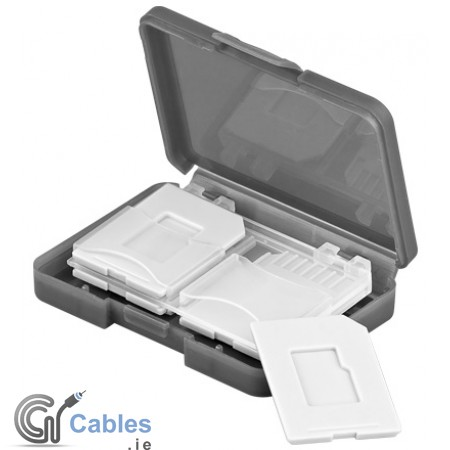 SD-Card Storage Box (4x)
