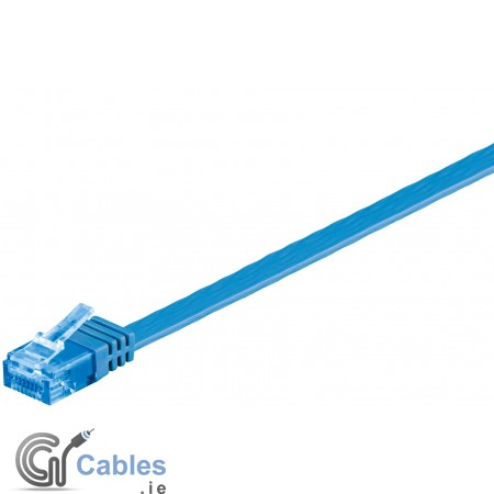CAT 6a Flat-Patch Cable U/UTP
