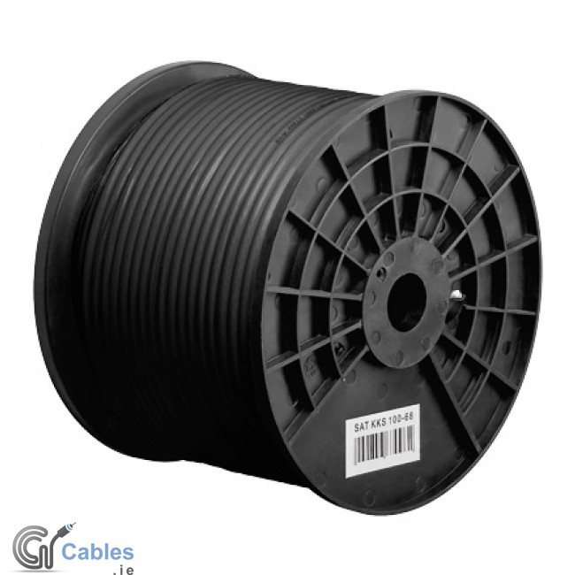 Buy Online Outdoor Ground Uv Resistant 100db Coax Cable
