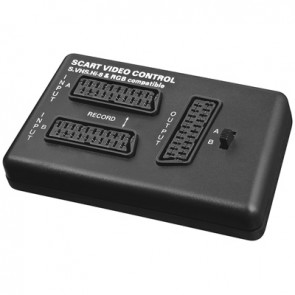 Scart Switch Box