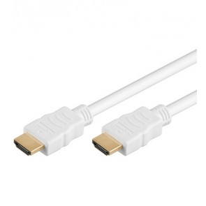 White High Speed HDMI™ Cable with Ethernet