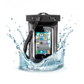 Waterproof bag for iPhone (Beach-bag)