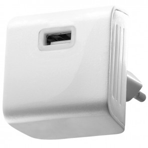 Mains USB Charger (2 pin) 230V -> USB (2.1A)