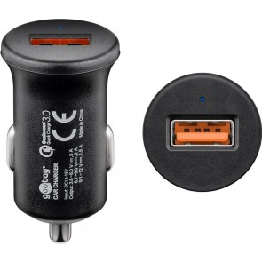 Quick Charge QC3.0 USB car fast charger