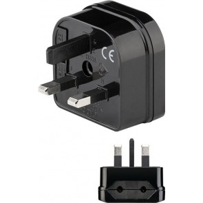 Power adapter (Euro to UK Mains)
