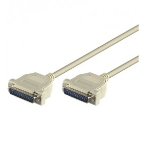 Serial Cable D-SUB 25 pin Male to 25 pin Male