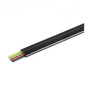4 Core Telephone Cable Flat - 100m
