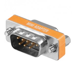 9 pin null modem adapter