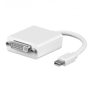 Mini DisplayPort to DVI-D Adapter