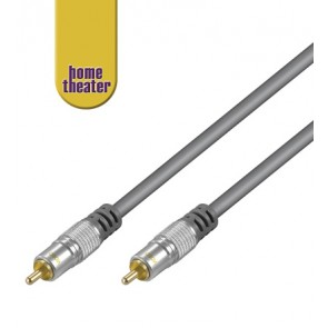 Home Theatre Composite Video Cable