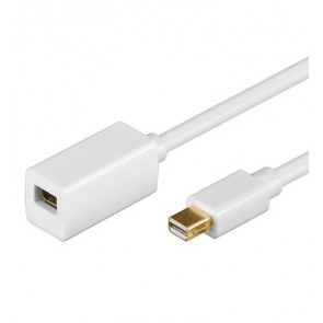 Mini DisplayPort Extension Cable