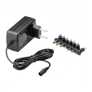 Universal Power Supply 9V-24V - (1500 mA )