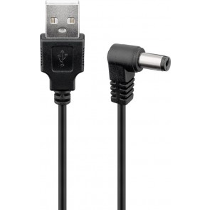 USB-DC Cable 5.5 x 2.5 mm