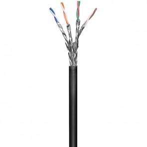 CAT 6 External S/FTP Patch Cable - External