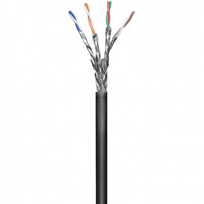 CAT 6 External S/FTP Solid Cable - External