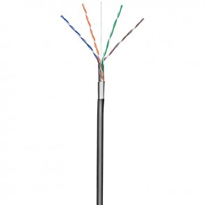 CAT 5e External F/UTP Solid Cable - External