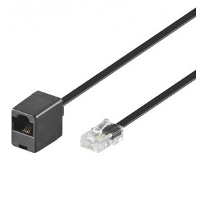 RJ45 ISDN Extension cable - 4 core