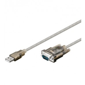 USB to Serial Adapter (RS-232)