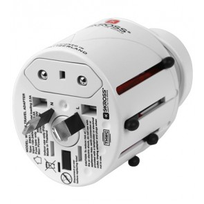 Universal Classic Travel Power Adapter