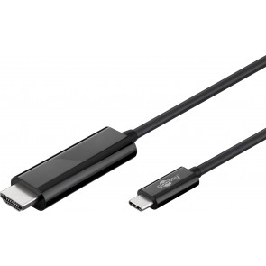 USB 3.1 Type-C to High-Speed HDMI Adapter Cable