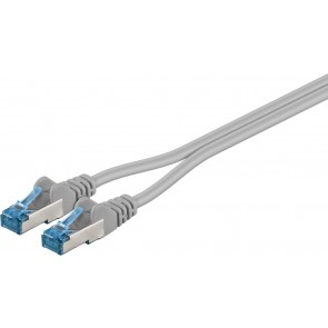 CAT 6a Duplex Patch Cable S/FTP