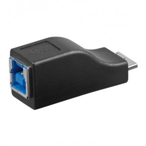 USB 3.0 B Female to Micro-B Male Adapter