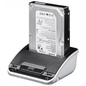 SATA HDD Docking Station USB 2.0 + eSATA Interface