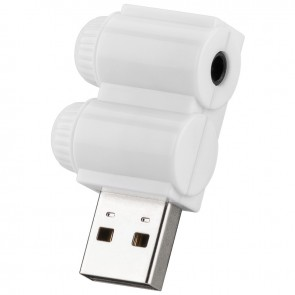 USB 2.0 Sound Card / Audio adapter